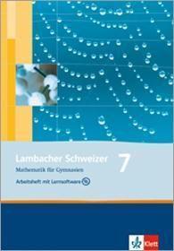 Lambacher-Schweizer, Ausgabe Bayern: 7. Schuljahr, Arbeitsheft m. CD-ROM