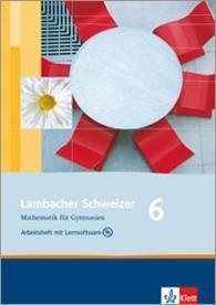 Lambacher-Schweizer, Ausgabe Hessen ab 2005: 6. Schuljahr, Arbeitsheft plus Lösungsheft mit CD-ROM