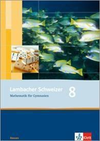 Lambacher-Schweizer, Ausgabe Hessen ab 2005: 8. Schuljahr, Arbeitsheft plus Lösungsheft
