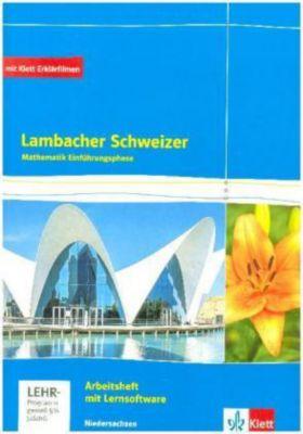 Lambacher-Schweizer, Ausgabe Niedersachsen G9: 11. Schuljahr, Arbeitsheft Einführungsphase, m. CD-ROM