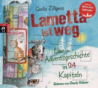 Lametta ist weg, 1 Audio-CD, Gerlis Zillgens