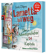 Lametta ist weg, 1 Audio-CD - Produktdetailbild 1