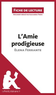 L'Amie prodigieuse d'Elena Ferrante (Fiche de lecture), lePetitLittéraire.fr, Alexandra Tinois