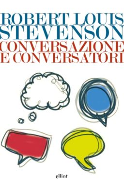 Lampi: Conversazione e conversatori, Robert Louis Stevenson