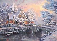 Lamplight Manour / Winter in Lamplight Manour (Puzzle) - Produktdetailbild 2