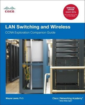 LAN Switching and Wireless, w. CD-ROM, Wayne Lewis