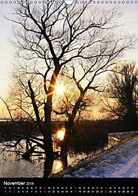 Land Brandenburg im Wechsel der Jahreszeiten (Wandkalender 2019 DIN A3 hoch) - Produktdetailbild 1