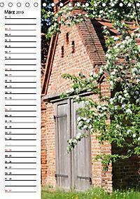 Land Brandenburg im Wechsel der Jahreszeiten (Tischkalender 2019 DIN A5 hoch) - Produktdetailbild 3