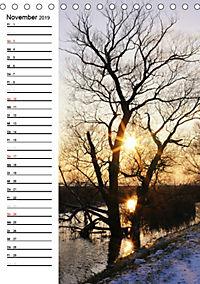 Land Brandenburg im Wechsel der Jahreszeiten (Tischkalender 2019 DIN A5 hoch) - Produktdetailbild 11