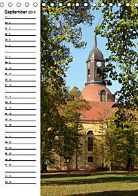 Land Brandenburg im Wechsel der Jahreszeiten (Tischkalender 2019 DIN A5 hoch) - Produktdetailbild 9