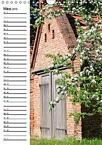 Land Brandenburg im Wechsel der Jahreszeiten (Wandkalender 2019 DIN A4 hoch) - Produktdetailbild 3