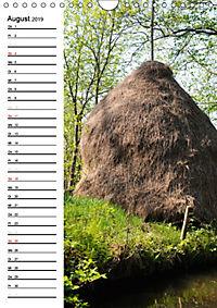 Land Brandenburg im Wechsel der Jahreszeiten (Wandkalender 2019 DIN A4 hoch) - Produktdetailbild 8