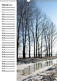 Land Brandenburg im Wechsel der Jahreszeiten (Wandkalender 2019 DIN A3 hoch) - Produktdetailbild 2