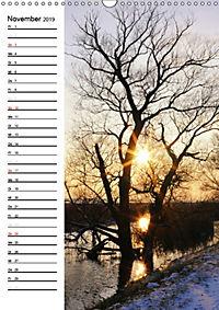 Land Brandenburg im Wechsel der Jahreszeiten (Wandkalender 2019 DIN A3 hoch) - Produktdetailbild 11