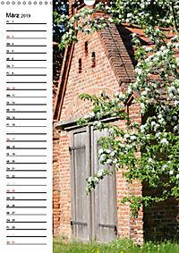 Land Brandenburg im Wechsel der Jahreszeiten (Wandkalender 2019 DIN A3 hoch) - Produktdetailbild 3