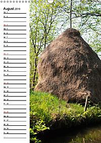 Land Brandenburg im Wechsel der Jahreszeiten (Wandkalender 2019 DIN A3 hoch) - Produktdetailbild 8