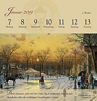 Land im Licht, Postkartenkalender 2019 - Produktdetailbild 2