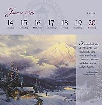 Land im Licht, Postkartenkalender 2019 - Produktdetailbild 3