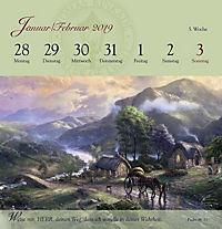 Land im Licht, Postkartenkalender 2019 - Produktdetailbild 5