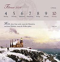Land im Licht, Postkartenkalender 2019 - Produktdetailbild 6