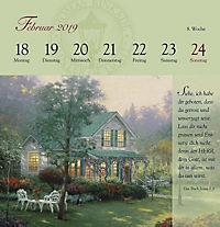 Land im Licht, Postkartenkalender 2019 - Produktdetailbild 8