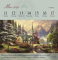Land im Licht, Postkartenkalender 2019 - Produktdetailbild 11