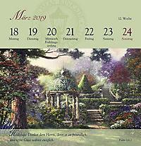 Land im Licht, Postkartenkalender 2019 - Produktdetailbild 12