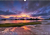 Land in the Light - Mountains and Coastals in Oregon and Washington - by Jeremy Cram / UK-Version (Wall Calendar 2019 DI - Produktdetailbild 4