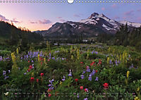 Land in the Light - Mountains and Coastals in Oregon and Washington - by Jeremy Cram / UK-Version (Wall Calendar 2019 DI - Produktdetailbild 3