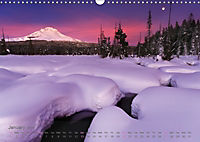 Land in the Light - Mountains and Coastals in Oregon and Washington - by Jeremy Cram / UK-Version (Wall Calendar 2019 DI - Produktdetailbild 1