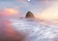 Land in the Light - Mountains and Coastals in Oregon and Washington - by Jeremy Cram / UK-Version (Wall Calendar 2019 DI - Produktdetailbild 6