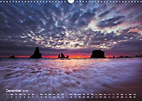 Land in the Light - Mountains and Coastals in Oregon and Washington - by Jeremy Cram / UK-Version (Wall Calendar 2019 DI - Produktdetailbild 12