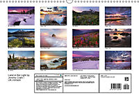 Land in the Light - Mountains and Coastals in Oregon and Washington - by Jeremy Cram / UK-Version (Wall Calendar 2019 DI - Produktdetailbild 13