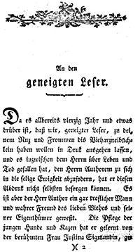 Land- und Bauerndoctor von der Gesundheitspflege und den Krankheiten der Pferde 1795, des Rindviehes, der Schafe, Ziegen - Produktdetailbild 3