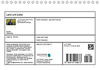 Land und Liebe (Tischkalender 2019 DIN A5 quer) - Produktdetailbild 13