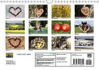 Land und Liebe (Wandkalender 2019 DIN A4 quer) - Produktdetailbild 13