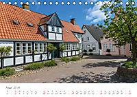 """""""Landarzt"""" - Plätze an Schlei und Ostsee (Tischkalender 2019 DIN A5 quer) - Produktdetailbild 3"""