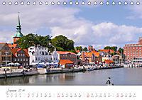 """""""Landarzt"""" - Plätze an Schlei und Ostsee (Tischkalender 2019 DIN A5 quer) - Produktdetailbild 1"""
