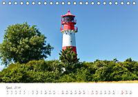 """""""Landarzt"""" - Plätze an Schlei und Ostsee (Tischkalender 2019 DIN A5 quer) - Produktdetailbild 4"""