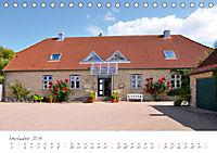 """""""Landarzt"""" - Plätze an Schlei und Ostsee (Tischkalender 2019 DIN A5 quer) - Produktdetailbild 11"""