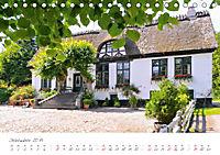 """""""Landarzt"""" - Plätze an Schlei und Ostsee (Tischkalender 2019 DIN A5 quer) - Produktdetailbild 12"""