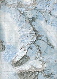 Landeskarte der Schweiz Finsteraarhorn - Produktdetailbild 2
