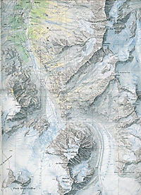 Landeskarte der Schweiz Matterhorn / Monte Cervino - Produktdetailbild 1