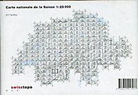 Landeskarte der Schweiz Vissoie - Produktdetailbild 1