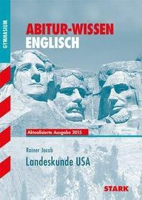 Landeskunde USA - Rainer Jacob |