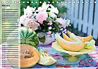 Landhaussommer. Duftiges Stillleben (Tischkalender 2019 DIN A5 quer) - Produktdetailbild 5