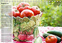 Landhaussommer. Duftiges Stillleben (Tischkalender 2019 DIN A5 quer) - Produktdetailbild 8