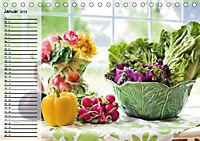 Landhaussommer. Duftiges Stillleben (Tischkalender 2019 DIN A5 quer) - Produktdetailbild 1
