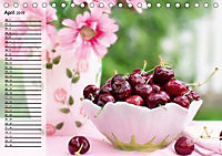 Landhaussommer. Duftiges Stillleben (Tischkalender 2019 DIN A5 quer) - Produktdetailbild 4