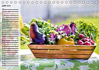 Landhaussommer. Duftiges Stillleben (Tischkalender 2019 DIN A5 quer) - Produktdetailbild 6